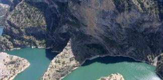 arapapıştı kanyonu